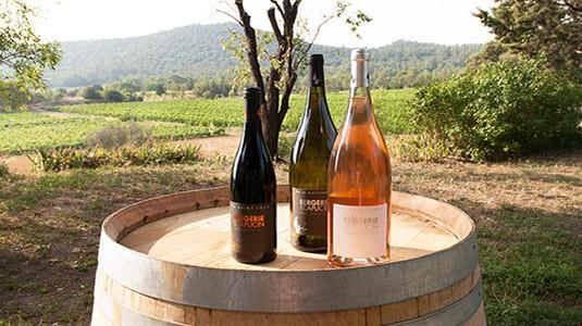 Bergerie du Capucin, vins
